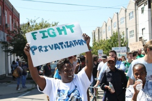 Fight Privatization